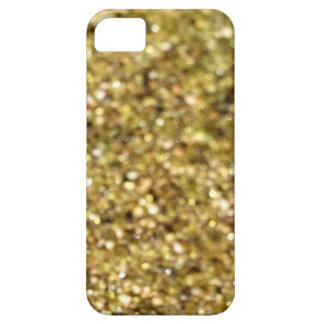 Vloeibaar Gouden iPhone5/5s Hoesje