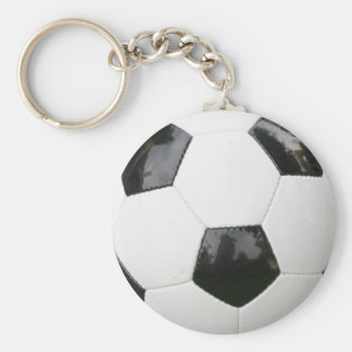 voetbal bal sleutelhanger