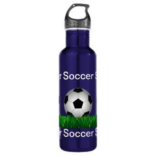 Voetbal Verjaardag Drinkwaren Zazzle Be