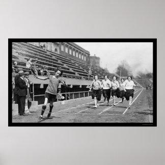 Voie 1925 de champion de sprint