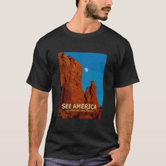 """""""Voir le T-shirt de réserve forestière de"""