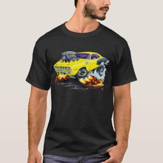 Voiture 1971 jaune de Hemi Cuda T-shirt