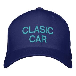 VOITURE CLASSIQUE - casquette personnalisable