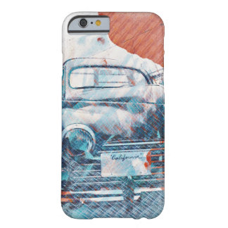 voiture de Californien de 203Wheels aka Z Peugeot Coque iPhone 6 Barely There