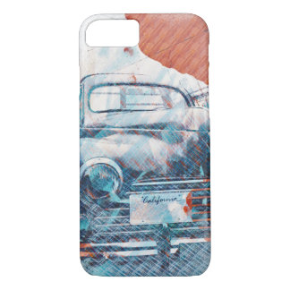 voiture de Californien de 203Wheels aka Z Peugeot Coque iPhone 7