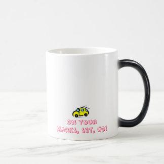Voitures Mug Magic