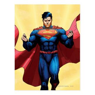 Voler de Superman Cartes Postales