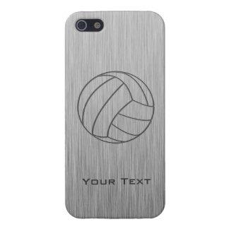 Volleyball balayé de Métal-regard iPhone 5 Case