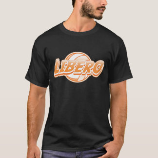 Volleyball Libero T Shirt