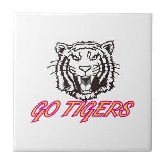 Vont les tigres petit carreau carré