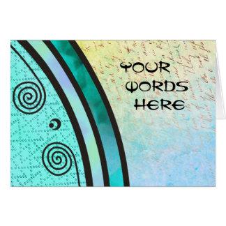 Vos mots sur l'hippocampe de vert d'Aqua Carte