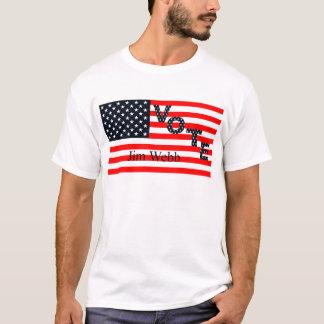 Vote JIM Webb pour le président 2016 T-shirt
