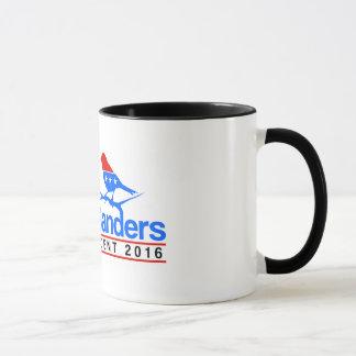 Vote pour la tasse de café de sonnerie de