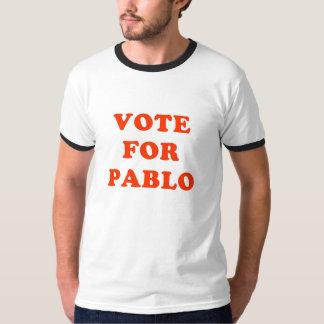 Vote pour Pablo T-shirt