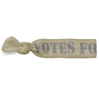 Votes pour l'élastique à cheveux de femmes élastique pour cheveux