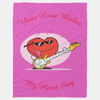Votre amour fait mon coeur chanter