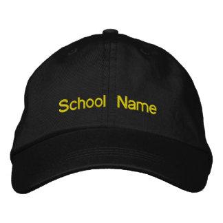 Votre casquette brodé par école casquettes brodées