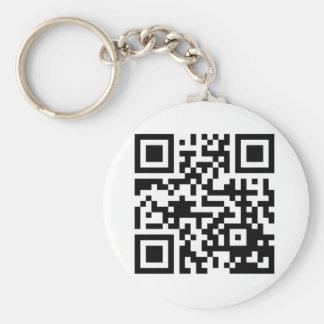 Votre code rapide de QRS en substance Porte-clés