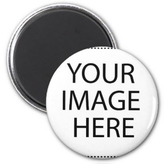 Votre image ici magnet rond 8 cm