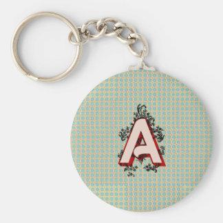 votre initiale sur votre produit porte-clés