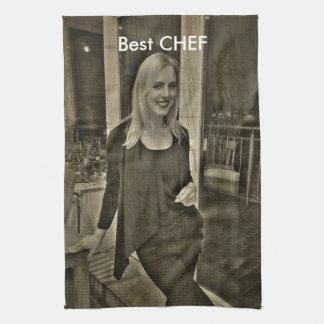 Votre photo faite sur commande linge de cuisine