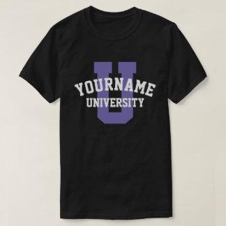 Votre propre T-shirt personnalisé de logo