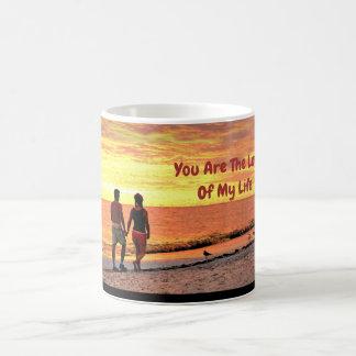 Votre sont l'amour de ma tasse de la vie