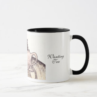 Vouloir la tasse de thé