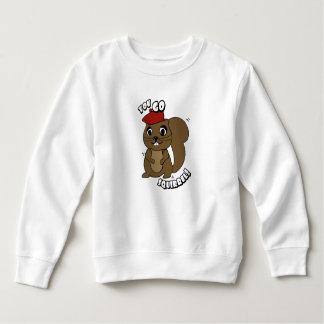 Vous allez sweatshirt d'enfant en bas âge