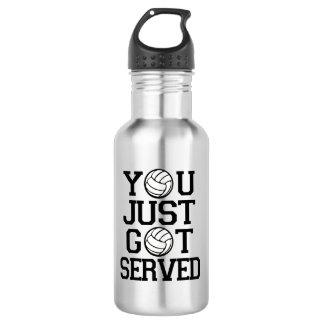 Vous avez juste obtenu la bouteille d'eau drôle
