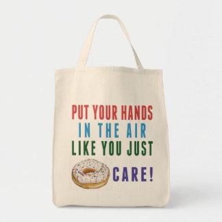 Vous juste sac fourre-tout à soin de beignet (ne
