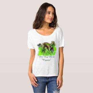 Vous m'avez eu au T-shirt organique