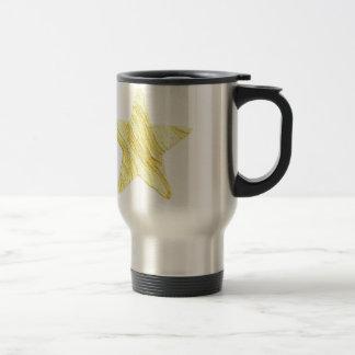 Vous obtenez une étoile d'or ! mug de voyage