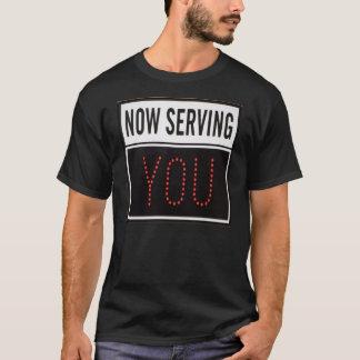 Vous servir maintenant t-shirt