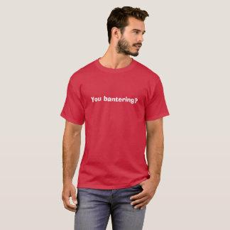 Vous T-shirt plaisantant d'île d'amour