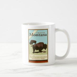 Voyage Montana Mug Blanc