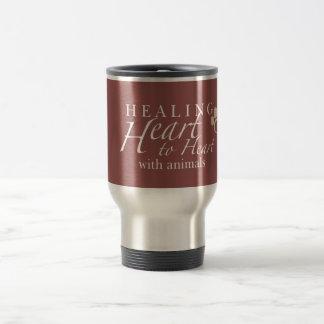 Voyage/tasse de banlieusard mug de voyage