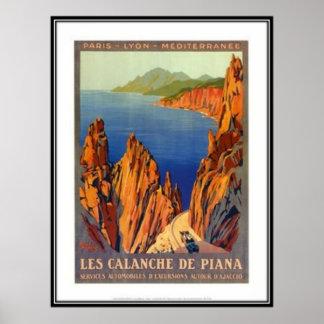 Voyage vintage Corse -