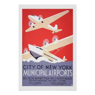 Voyage vintage municipal de New York USA