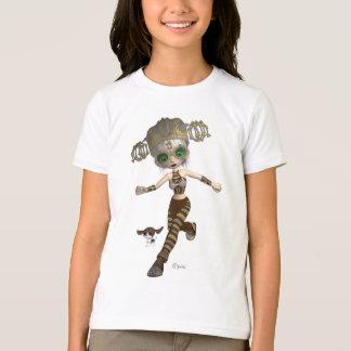 Voyageur de temps - le T-shirt des filles