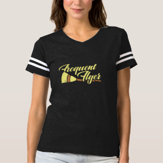 voyageur fréquent Halloween witchy T-shirt