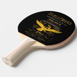 Voyous 18 1/12 anniversaires (2015) raquette de ping pong