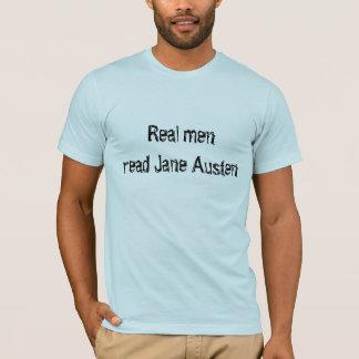 Vrai menread Jane Austen T-shirt