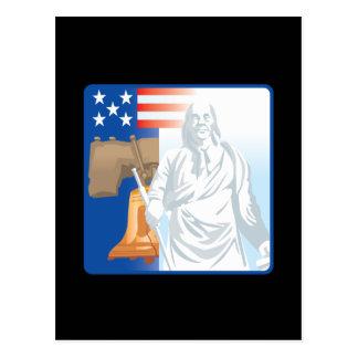 Vrijheid Briefkaart