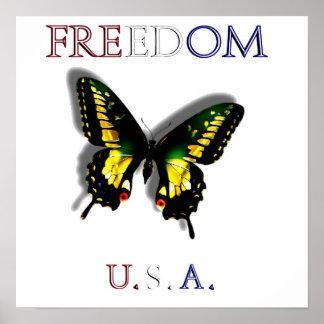 Vrijheid Poster