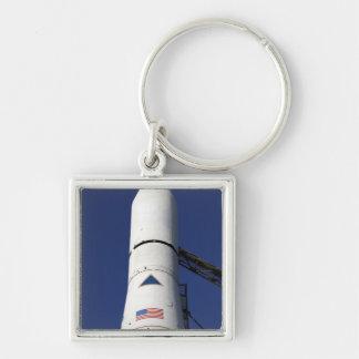 Vue de l'ogive de la fusée du delta IV Porte-clés