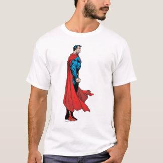 Vue de profil t-shirt