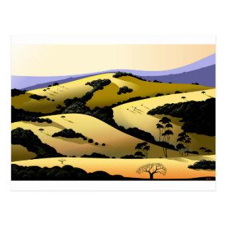Vue de ranch haut Rez.jpg de Grant Carte Postale