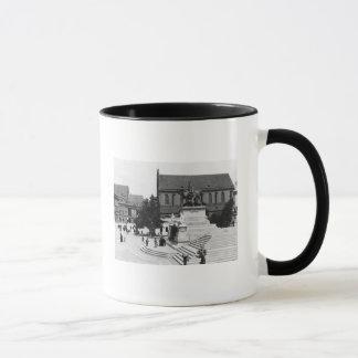 Vue de Schweidnitz, Breslau Pologne, c.1910 Mug