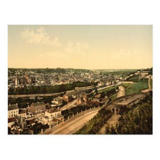 Vue de ville de Namur Carte Postale